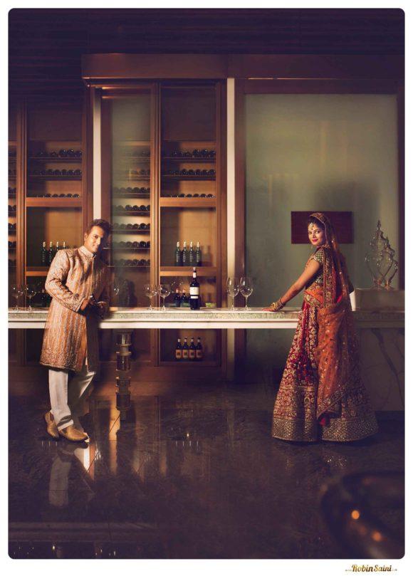 Sabyasachi-lengha-red-color-luxury-wedding-best-wedding-photographer